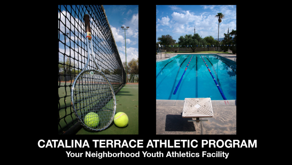 Tennis & Swimming at Catalina Terrace