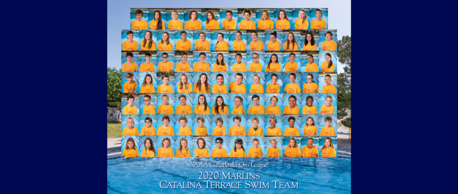 2020 CT Marlins Swim Team